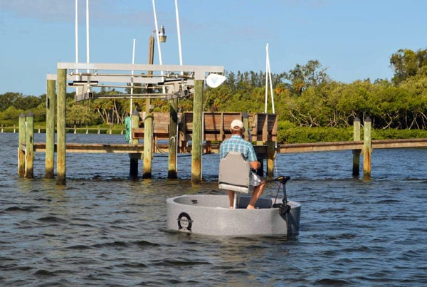 Fishing in the Round Part 2: Maneuverability