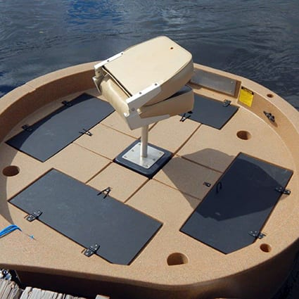 roundabout watercrafts sport rwc front top view